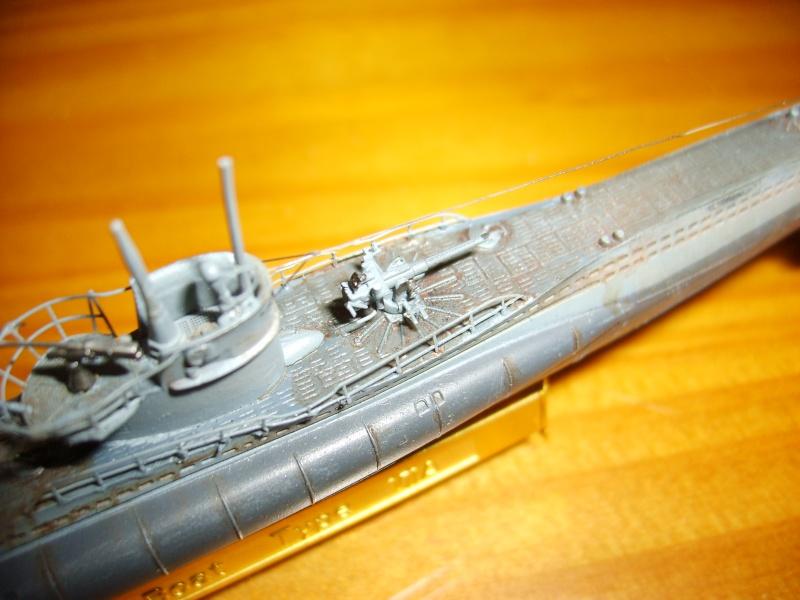 sous marin U-BOAT Type VII par Alex M au 1/350 - Hobby Boss S6000122
