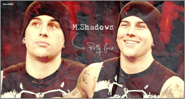 M.Shadows Matt110