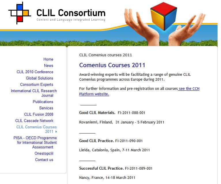 Enseignement du CLIL en Europe Cours_10