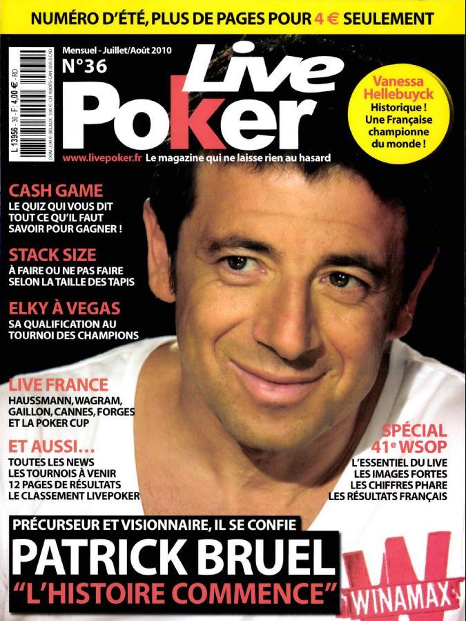 live poker L395610