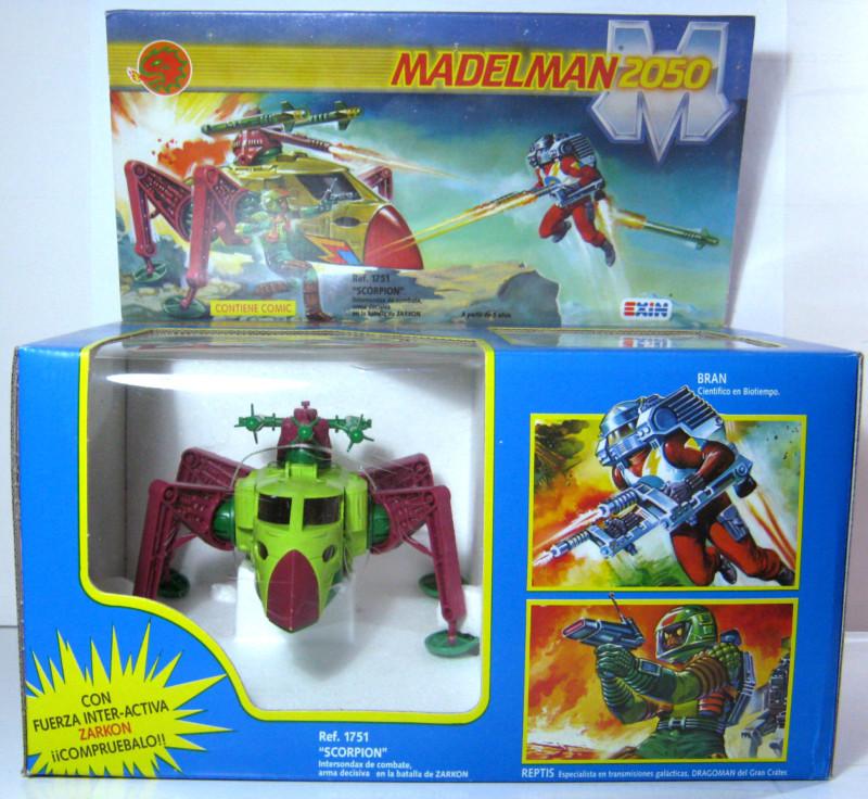 [Madelman 2050] - EXIN - 1989 Scorpi10
