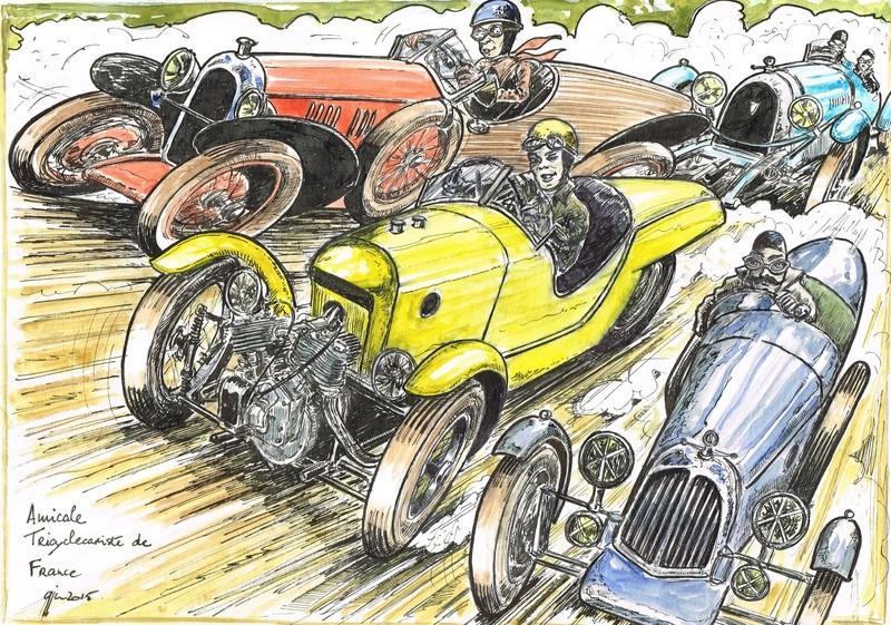 Bienvenue sur le forum de l'Amicale Tricyclecariste de France