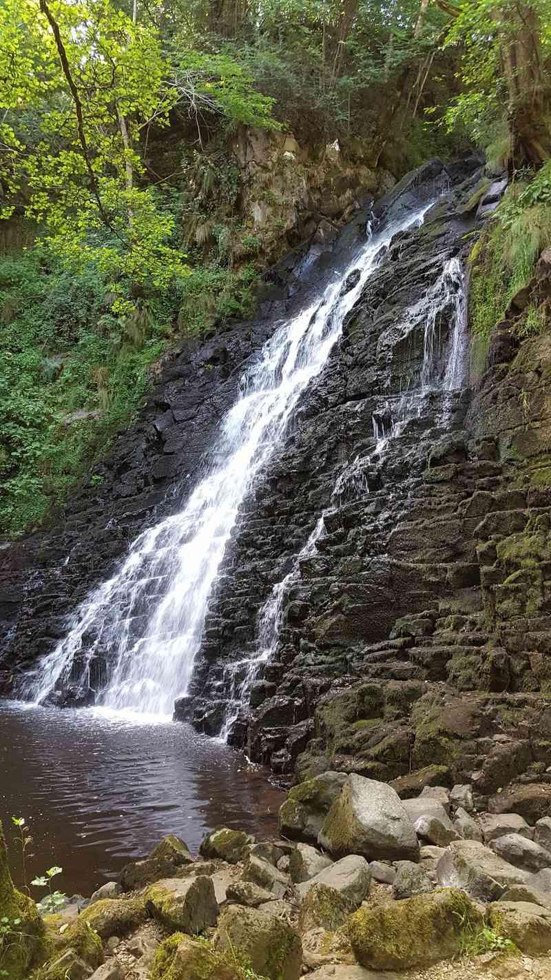 Les cascades de Cheylade 20160815