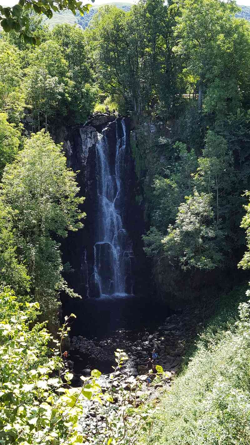 Les cascades de Cheylade 20160817