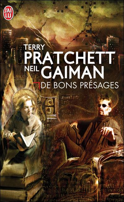 De bons présages Terry Pratchett et Neil Gaiman Bonpre10