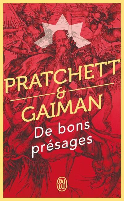 De bons présages Terry Pratchett et Neil Gaiman Couv4110
