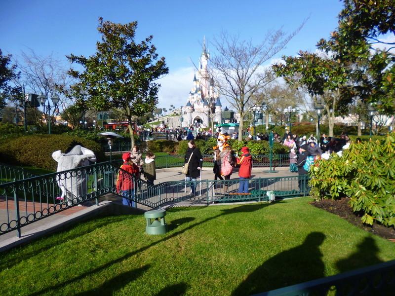 Découverte du B&B DLP puis DLH chambre familiale terrasse  - Page 3 Disney19