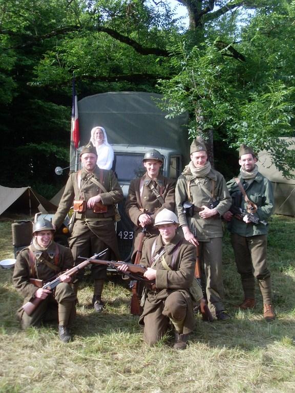 France 1940 - troupes en campagne. Sl372810