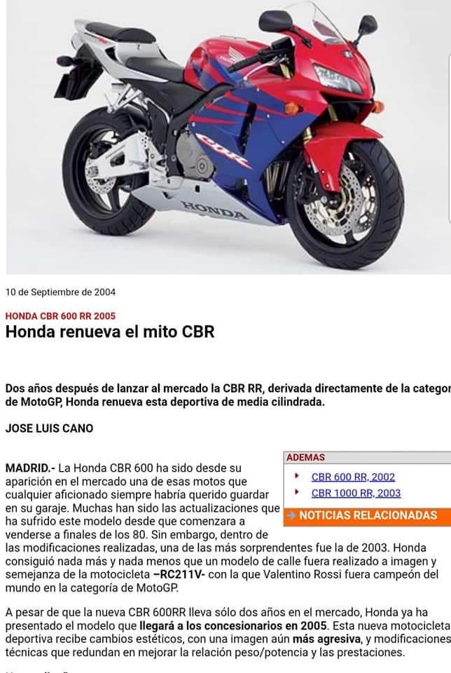 Honda CBR600RR '05 Fb_img13