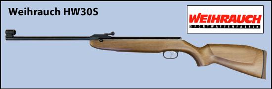 Synthèse sur les carabines Weihrauch et réponses aux questions Hw30s10
