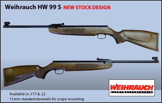 Synthèse sur les carabines Weihrauch et réponses aux questions Hw99s_10