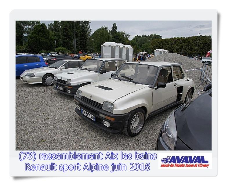 [73] 11/12 juin rassemblement alpine & RS Aix les Bains Dsc09547
