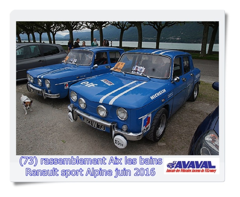 [73] 11/12 juin rassemblement alpine & RS Aix les Bains Dsc09548