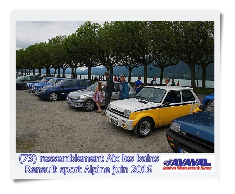 [73] 11/12 juin rassemblement alpine & RS Aix les Bains Dsc09549