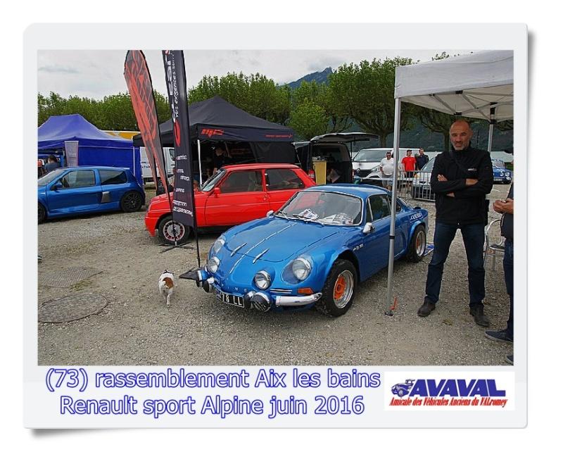 [73] 11/12 juin rassemblement alpine & RS Aix les Bains Dsc09550