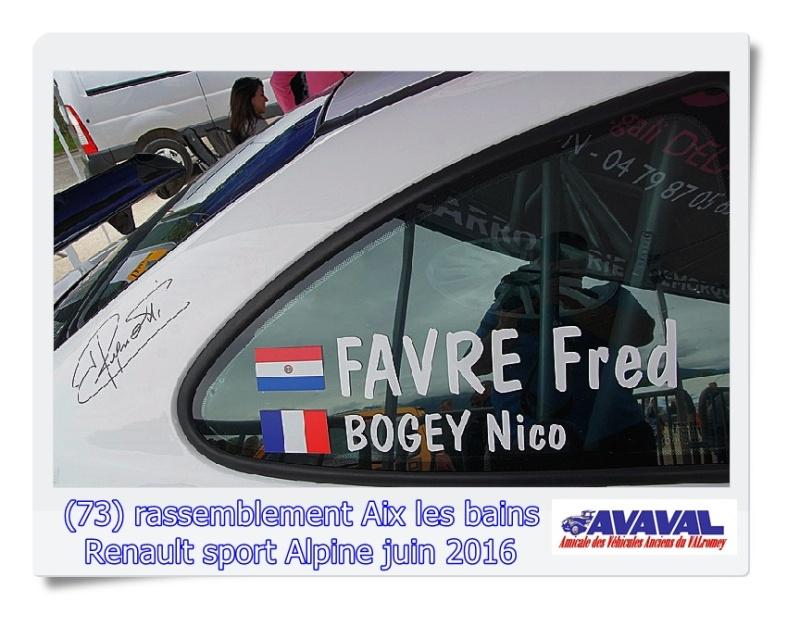 [73] 11/12 juin rassemblement alpine & RS Aix les Bains Dsc09551