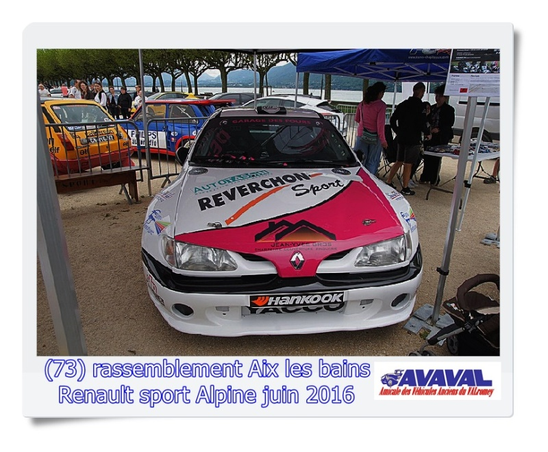 [73] 11/12 juin rassemblement alpine & RS Aix les Bains Dsc09552