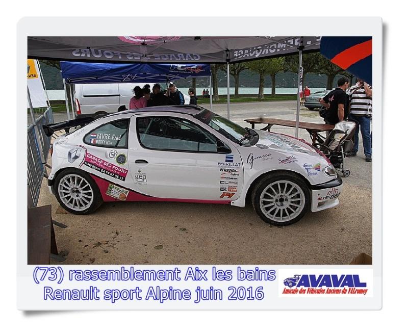 [73] 11/12 juin rassemblement alpine & RS Aix les Bains Dsc09554