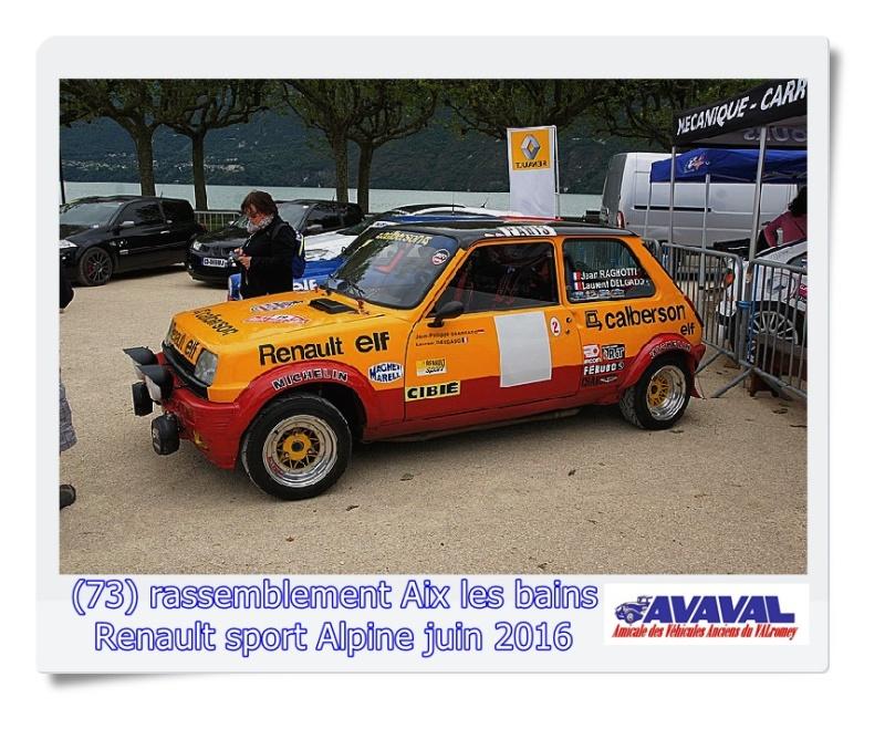 [73] 11/12 juin rassemblement alpine & RS Aix les Bains Dsc09555