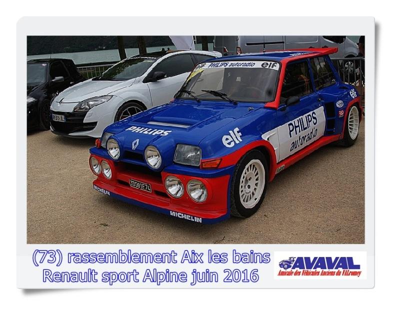 [73] 11/12 juin rassemblement alpine & RS Aix les Bains Dsc09556