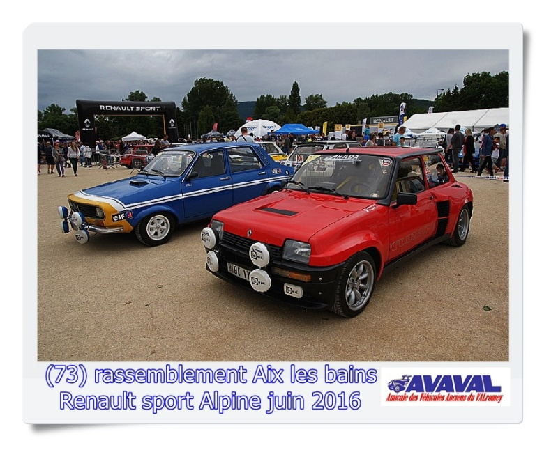 [73] 11/12 juin rassemblement alpine & RS Aix les Bains Dsc09559