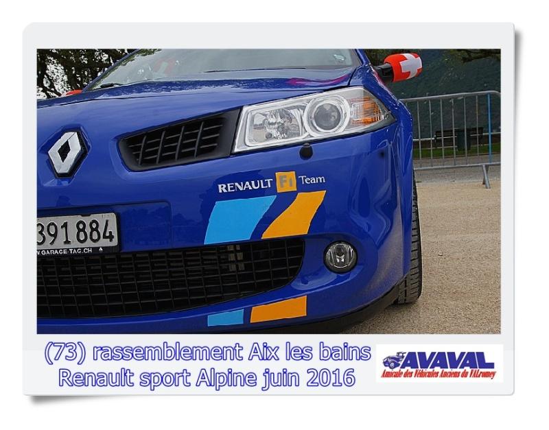 [73] 11/12 juin rassemblement alpine & RS Aix les Bains Dsc09563