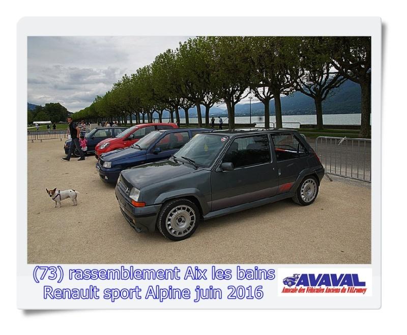 [73] 11/12 juin rassemblement alpine & RS Aix les Bains Dsc09565