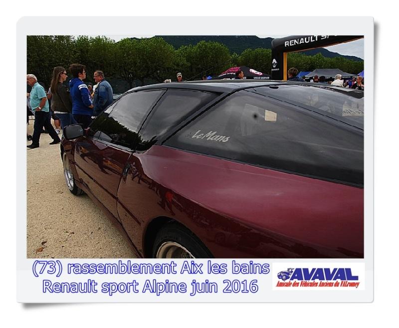 [73] 11/12 juin rassemblement alpine & RS Aix les Bains Dsc09566