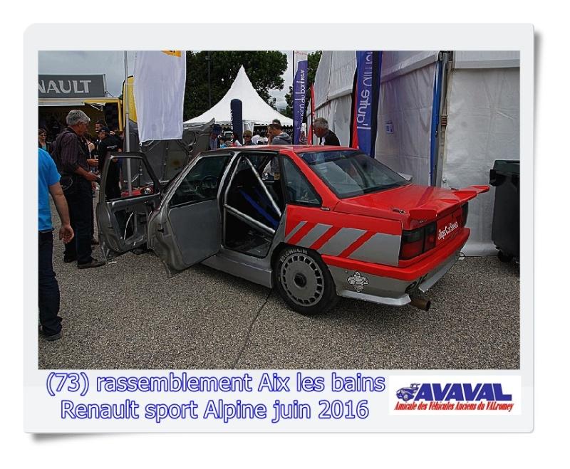 [73] 11/12 juin rassemblement alpine & RS Aix les Bains Dsc09567