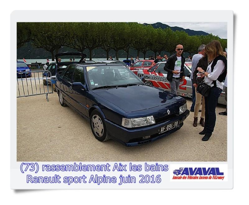 [73] 11/12 juin rassemblement alpine & RS Aix les Bains Dsc09568
