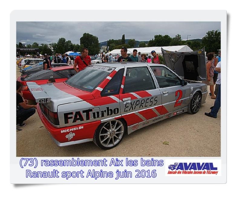 [73] 11/12 juin rassemblement alpine & RS Aix les Bains Dsc09569