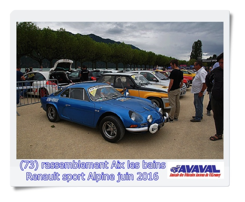 [73] 11/12 juin rassemblement alpine & RS Aix les Bains Dsc09570