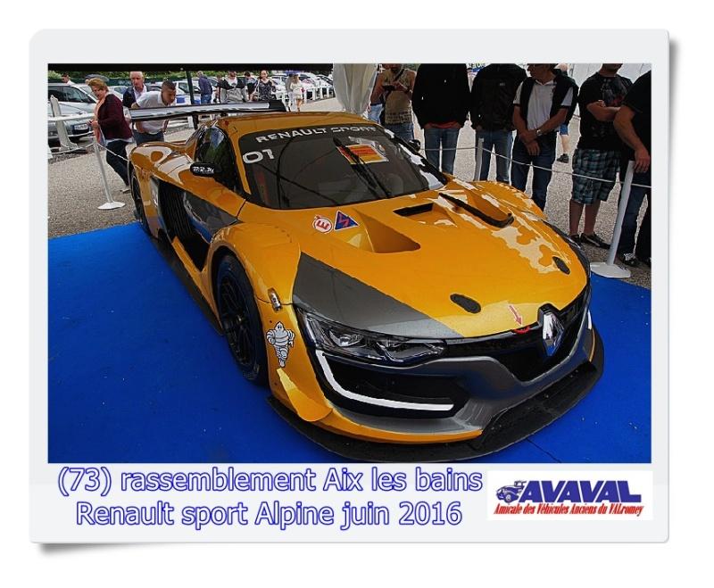 [73] 11/12 juin rassemblement alpine & RS Aix les Bains Dsc09571