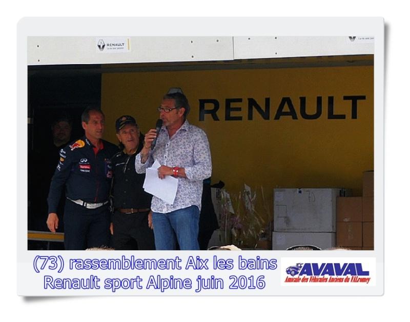 [73] 11/12 juin rassemblement alpine & RS Aix les Bains Dsc09573