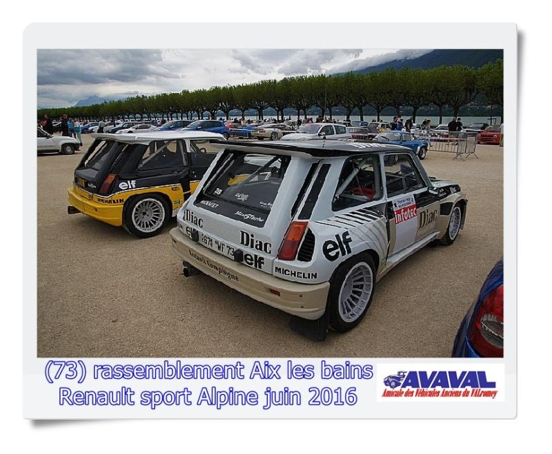 [73] 11/12 juin rassemblement alpine & RS Aix les Bains Dsc09574