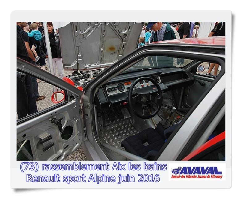 [73] 11/12 juin rassemblement alpine & RS Aix les Bains Dsc09575