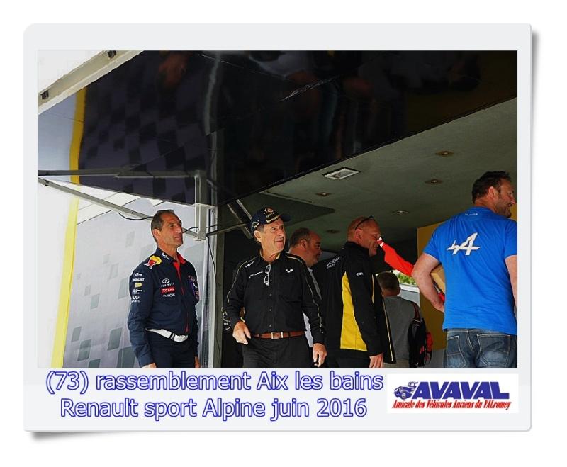 [73] 11/12 juin rassemblement alpine & RS Aix les Bains Dsc09577