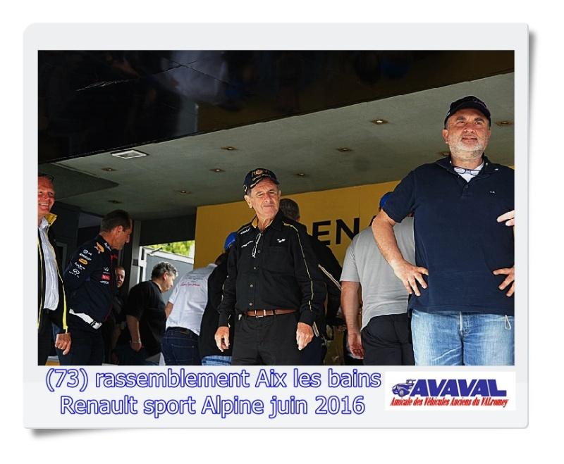 [73] 11/12 juin rassemblement alpine & RS Aix les Bains Dsc09579