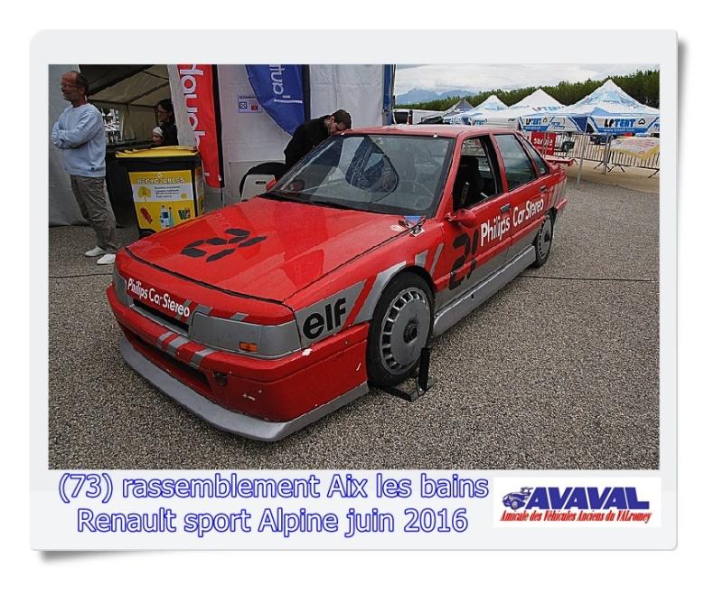 [73] 11/12 juin rassemblement alpine & RS Aix les Bains Dsc09580