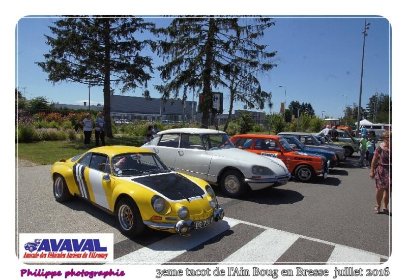 [01] 2/3 juillet 2016 Bourg en Bresse Ain classic'auto Dsc09779