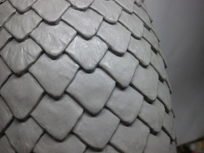 Textura de escamas en epoxi Escama10