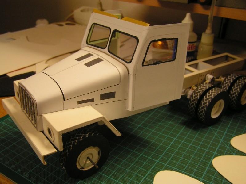 LKW G5 als Tankwagen Maßstab 1:20 gebaut von klebegold - Seite 2 103k10