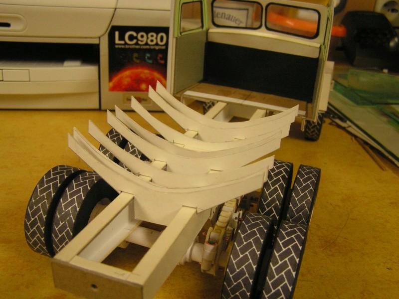LKW G5 als Tankwagen Maßstab 1:20 gebaut von klebegold - Seite 2 118k10