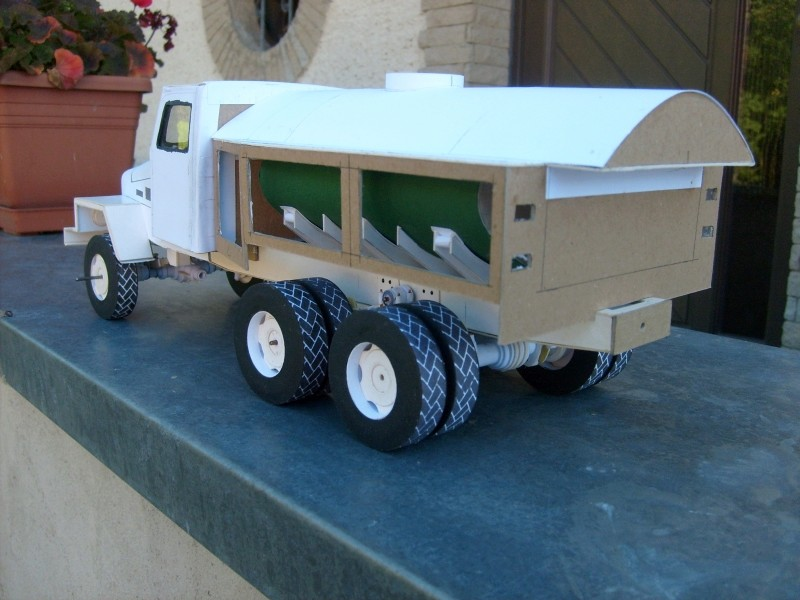 LKW G5 als Tankwagen Maßstab 1:20 gebaut von klebegold - Seite 2 140k10