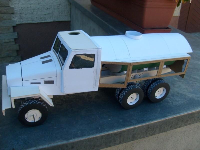LKW G5 als Tankwagen Maßstab 1:20 gebaut von klebegold - Seite 2 141k10