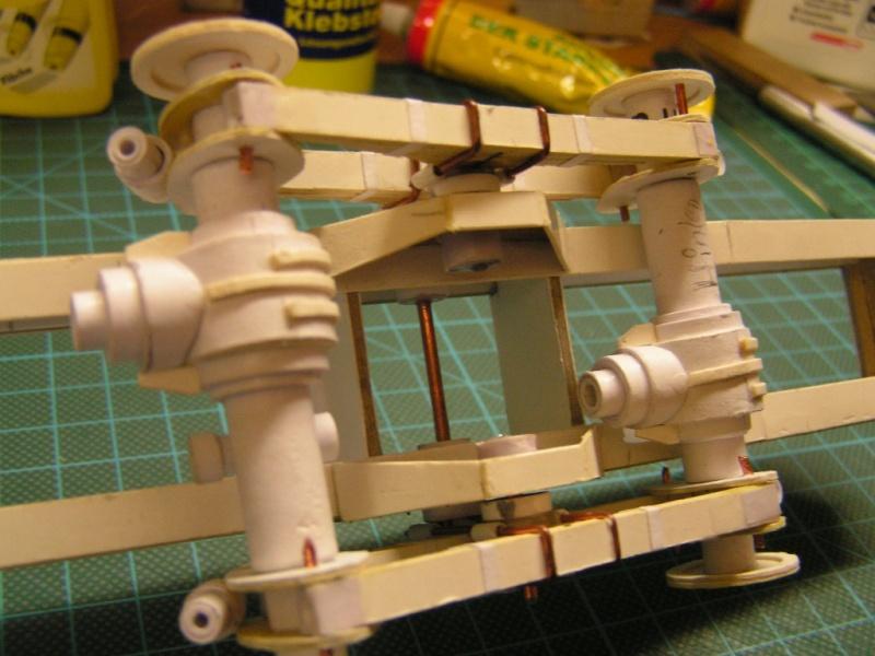 LKW G5 als Tankwagen Maßstab 1:20 gebaut von klebegold 54k10