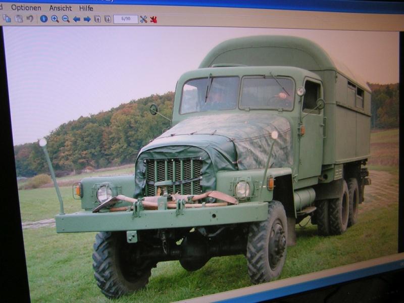 LKW G5 als Tankwagen Maßstab 1:20 gebaut von klebegold 58k10