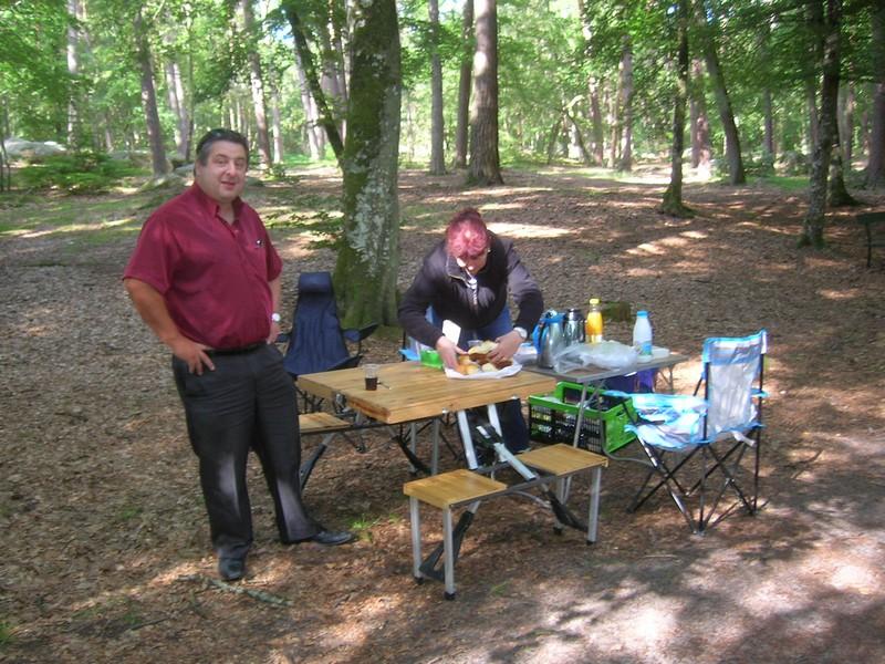 Fontainebleau 77 -  Dimanche 26 juin 2016 - Pique-nique familial en forêt de Barbizon Dscn9885