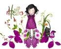 """""""Couronne de Fleurs"""" - Page 3 Hello-10"""