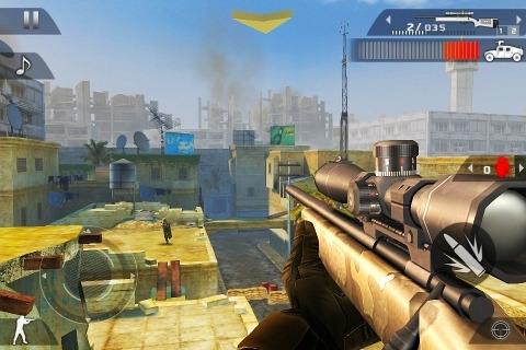 [JEU] MODERN COMBAT 2 - BLACK PEGASUS HD : La suite du célèbre FPS de Gameloft [Payant] Modern10